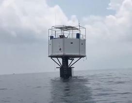 """""""Chơi trội"""" xây nhà nổi giữa biển Thái Lan, cặp đôi đối mặt với án tử hình"""