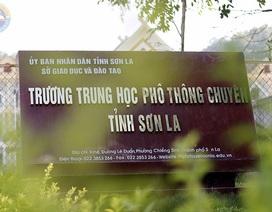 Thí sinh Sơn La được nâng 11 điểm vẫn đang theo học tại trường ĐH Luật Hà Nội