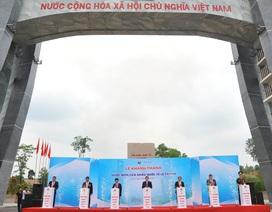 Khánh thành Quốc môn cửa khẩu quốc tế Lệ Thanh