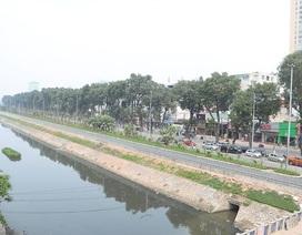 """Hà Nội dùng nước sông Hồng để """"hồi sinh"""" sông Tô Lịch"""