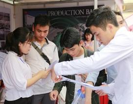 Gần 10.000 cơ hội việc làm cho sinh viên