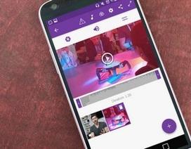 Những ứng dụng xử lý và tạo hiệu ứng video độc đáo nên có trên mọi smartphone