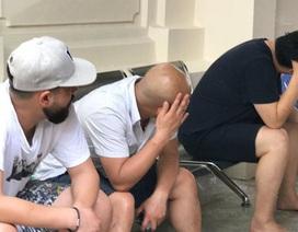 31 nam, nữ người Việt và nước ngoài thuê biệt thự để dùng ma túy