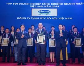 Công ty Bò sữa Việt Nam thuộc Vinamilk lọt Top FAST 500
