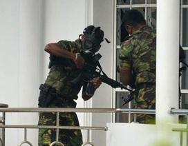Nhóm khủng bố đầu tiên nhận trách nhiệm vụ tấn công đẫm máu ở Sri Lanka