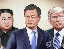 Tổng thống Hàn Quốc mang thông điệp của ông Trump gửi đến ông Kim