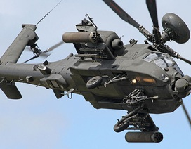 Sau Pháp, Anh đưa dàn trực thăng tấn công tới sát biên giới Nga