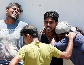 Giây phút kinh hoàng trong vụ đánh bom đẫm máu làm 290 người chết ở Sri Lanka