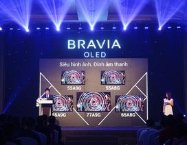 Sony giới thiệu loạt TV Bravia 2019 tại Việt Nam