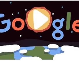 Google Doodle kỷ niệm Ngày Trái Đất với hình ảnh 6 sinh vật có nguy cơ tuyệt chủng cao