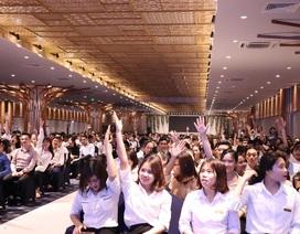 3000 nhân viên kinh doanh dự lễ ra quân dự án Apec Mandala Wyndham Mũi Né