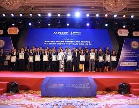 Malloca vinh dự nhận giải thưởng Top 500 doanh nghiệp tăng trưởng nhanh nhất 2019 – FAST 500