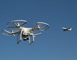 Máy bay chở 264 khách suýt xảy ra va chạm với drone khi chuẩn bị hạ cánh