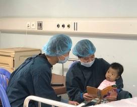 Ca ghép gan cho bệnh nhi nhỏ tuổi, có cân nặng thấp nhất được thực hiện tại Việt Nam
