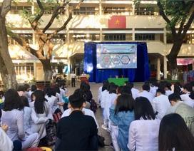 TPHCM: Giáo viên tố cáo việc nâng điểm nhiều môn cho 1 học sinh lớp 12