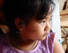 Thắt lòng gia cảnh bé gái 6 tuổi mắc bệnh ung thư máu, bố đột ngột qua đời!