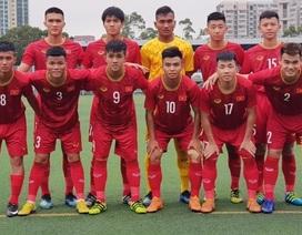 U18 Việt Nam giành ngôi Á quân cúp tứ hùng 2019