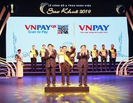 VNPAY xuất sắc được vinh danh trong TOP 10 Sao Khuê 2019