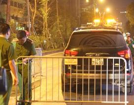 """Tạm giữ khẩn cấp tài xế """"xe điên"""" tông 10 người và phương tiện trên phố Hà Nội"""