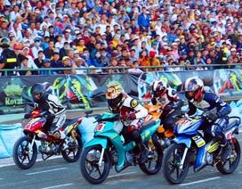 Giải đua xe mô tô toàn quốc chào mừng 30/4 thu hút 56 tay đua tranh tài