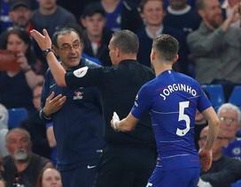 Nhìn lại trận hòa thất vọng trên sân nhà của Chelsea trước Burnley