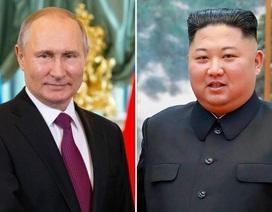 Nga công bố chi tiết lịch trình họp thượng đỉnh Kim - Putin