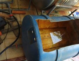 """Phát hoảng với cơ sở sản xuất nước đóng chai """"miệt vườn"""""""
