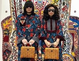 """Thái Lan: Cặp mẹ con nổi tiếng vì diện đồ đôi trên một """"tầm cao"""" mới"""