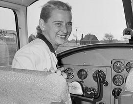 Ứng cử viên phi hành gia là phụ nữ đầu tiên của Mỹ đã qua đời