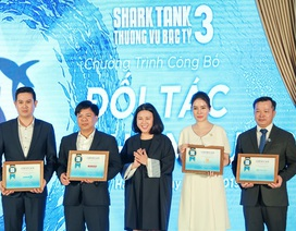 Tân Hoàng Minh là đối tác chiến lược chính của Shark Tank Mùa 3