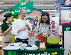 """Trải nghiệm """"Nấu ăn Ngọt Lành"""" cùng Giám khảo Masterchef Phạm Tuấn Hải"""
