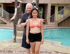 Quen nhau qua Facebook, cô gái 23 vẫn làm đám cưới và sống hạnh phúc với cụ ông 71 tuổi