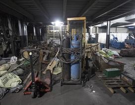 """Bên trong cơ sở chế tạo bom """"mẹ của quỷ Satan"""" dùng trong vụ khủng bố Sri Lanka"""