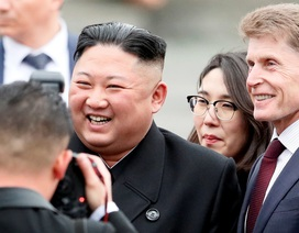 Ông Kim Jong-un tiết lộ nội dung sẽ trao đổi với Tổng thống Putin
