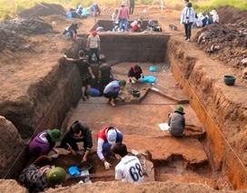 Cho phép khai quật khảo cổ tại di chỉ 3000 năm tuổi tại Hà Nội