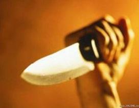 Ghen tuông, dùng dao chém trọng thương người tình