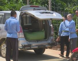 Nhóm đối tượng thuê ô tô gây ra hàng chục vụ trộm nông sản