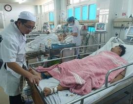 Kịp thời cứu sống 2 bệnh nhân bị nguy kịch do đột quỵ