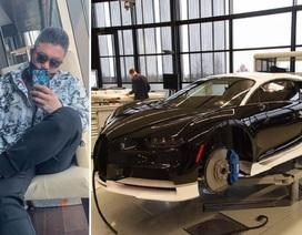 Quý tử của tỷ phú Trung Quốc đốt 3,8 triệu USD của bố để mua siêu xe