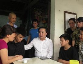 """Sở GD&ĐT Hà Nội sẽ hỗ trợ việc học của hai con nữ công nhân bị """"xe điên"""" đâm tử vong"""