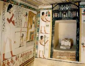 Ngôi mộ 3.500 năm tuổi tiết lộ bí mật về cuộc sống sau cái chết của các Pharaoh