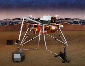 Lần đầu tiên NASA ghi được tín hiệu động đất trên sao Hỏa