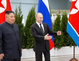 Gặp thượng đỉnh ông Kim Jong-un: Nước cờ chiến lược của Tổng thống Putin