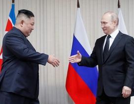 Ông Putin tiết lộ nội dung họp kín 2 giờ đồng hồ với ông Kim Jong-un