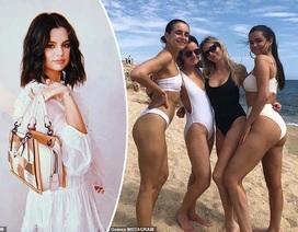 Selena Gomez tin vào tình yêu và cảm ơn tình bạn sau một năm đầy sóng gió