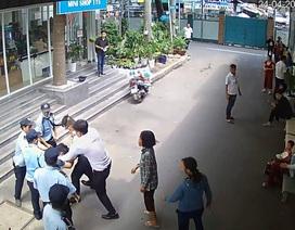 TPHCM: Bảo vệ bệnh viện đánh nhau với tài xế xe cấp cứu, 6 người bị thương