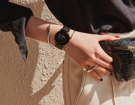 Một tuần phong cách cho quý cô với Galaxy Watch Active
