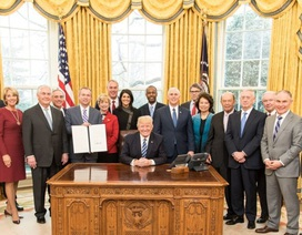 Quan chức trong nội các Tổng thống Donald Trump học ở trường ĐH danh tiếng nào?