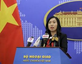 Bộ Ngoại giao Việt Nam nói về việc Đoàn Thị Hương được trả tự do