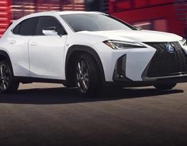 Lexus chuẩn bị ra mắt mẫu xe chạy điện đầu tiên